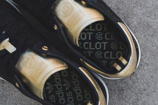 Clot X Stan Smith Top Detail