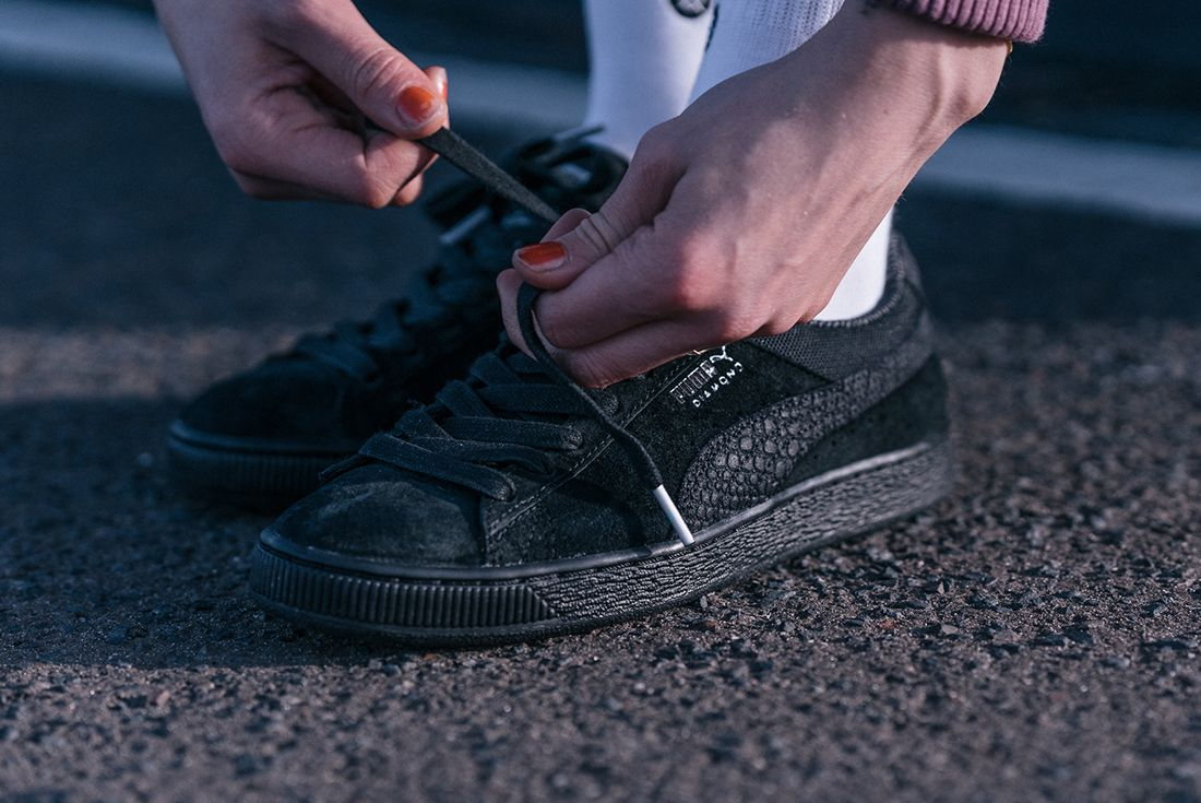 Diamond Supply Co X Puma Classic Suede Collection26