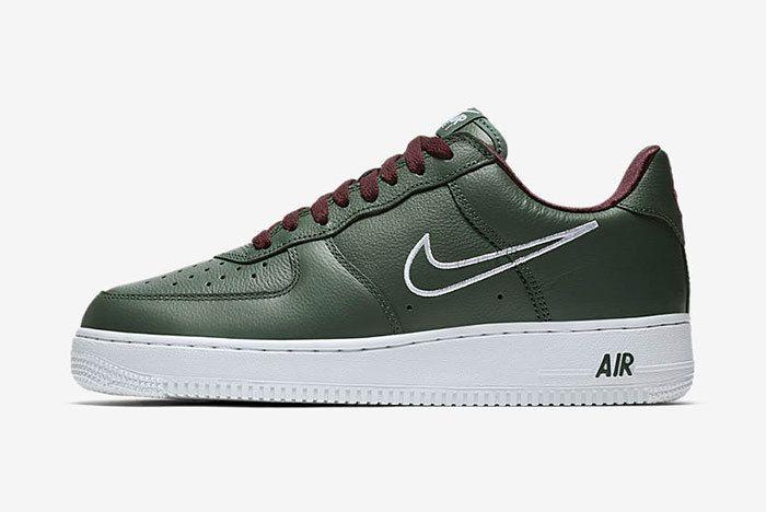 Nike Af1 Hong Kong Release Sneaker Freaker 2