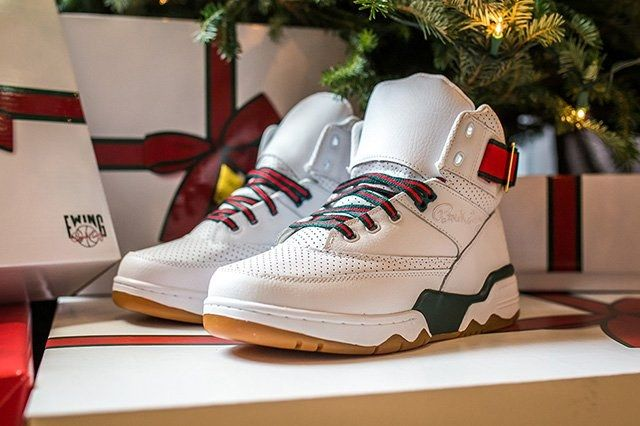 Packer Shoes X Ewing 33 Hi Christmas Collection