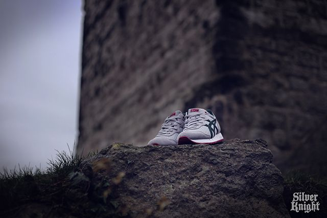 The Good Will Out Onitsuka Tiger X Caliber Silver Knight 10