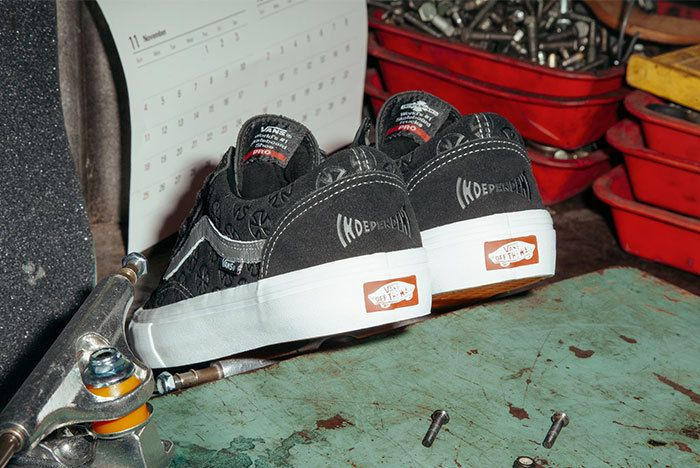Ho18 Skate Ltd Independent Vn0 A46 Zerwv Style36 Pro Blk Sil Elv Macro