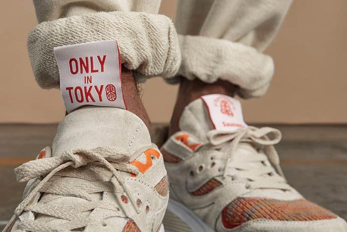 Footpatrol X Beams X Saucony Only In Tokyo2