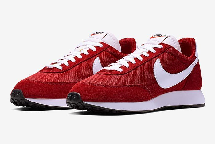 Nike Air Tailwind Gym Red 1