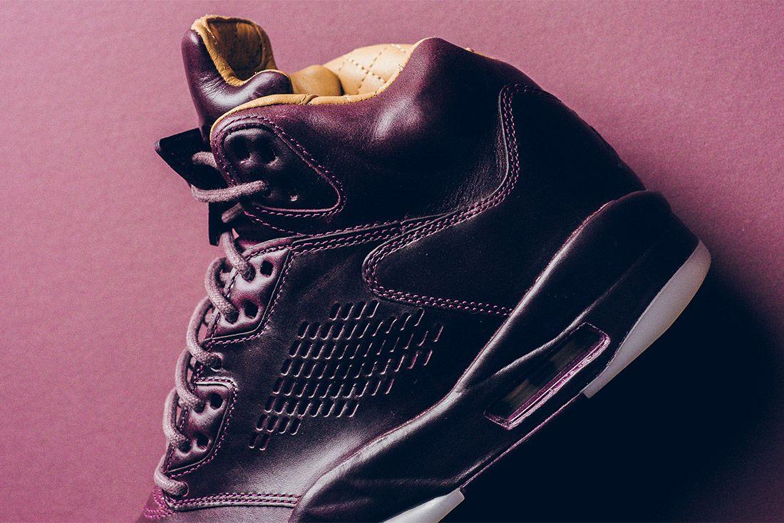 Air Jordan 5 Retro Premium Bordeaux 881432 612 Sneaker Freaker 11