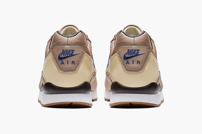 Nike Acg Air Wildwood Premium Brown Release Date Heel