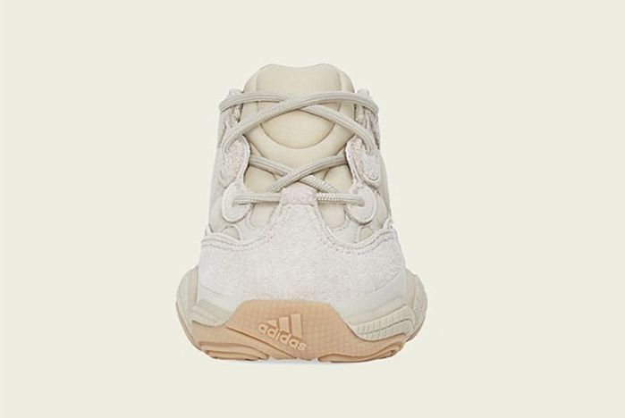 Adidas Yeezy 500 Stone Toddler Front