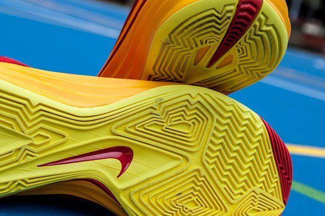 Nike Hyperdunk 2014 Foot Locker Red 1
