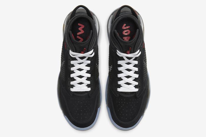 Jordan Mars 270 Black Metallic Top