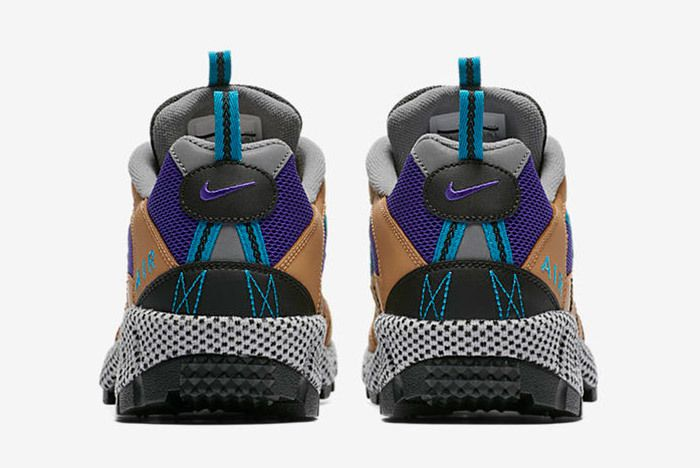 Nike Air Humara Neo Turquoise Fierce Purple 2