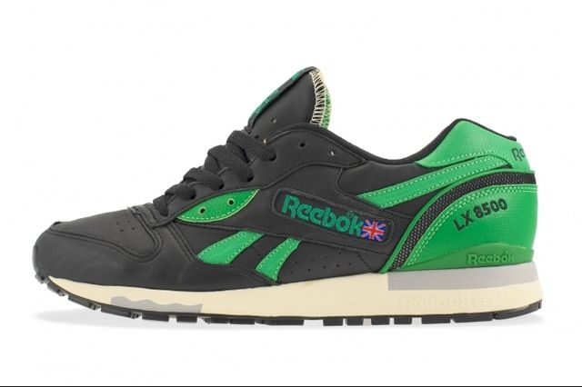 Reebok Lx 8500 Green Paperwhite Thumb