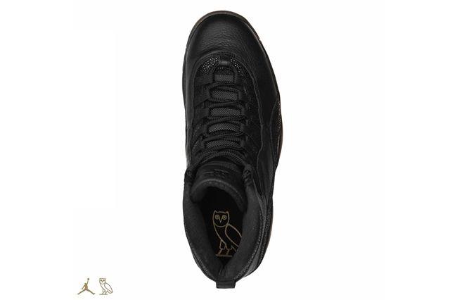 Drake Air Jordan Octobers Very Own Black Top
