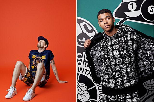 Club 75 X Adidas Originals Capsule Collection 5