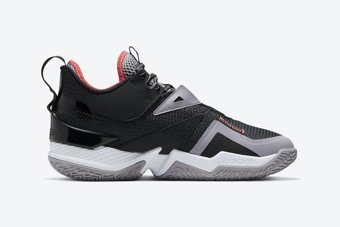 Jordan Westbrook One Take Black Cement Medial