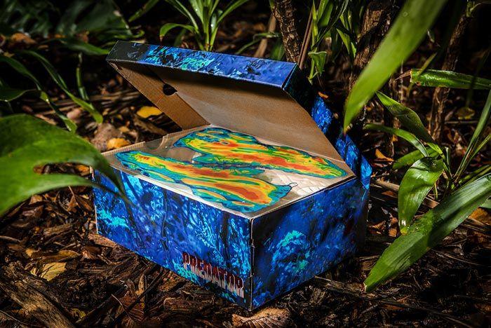 Reebok Predator Pack Box Open