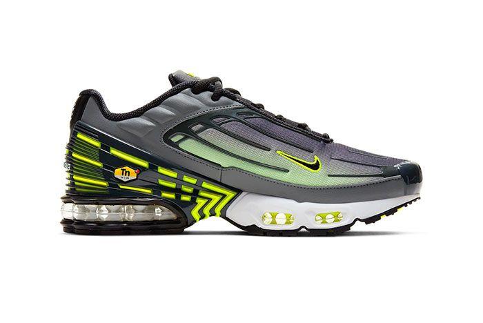 Nike Air Max Plus 3 Lemon Venom Right