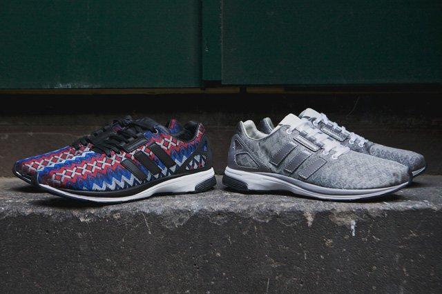 Adidas Originals Zx Flux Tech Super Colour Pack 12