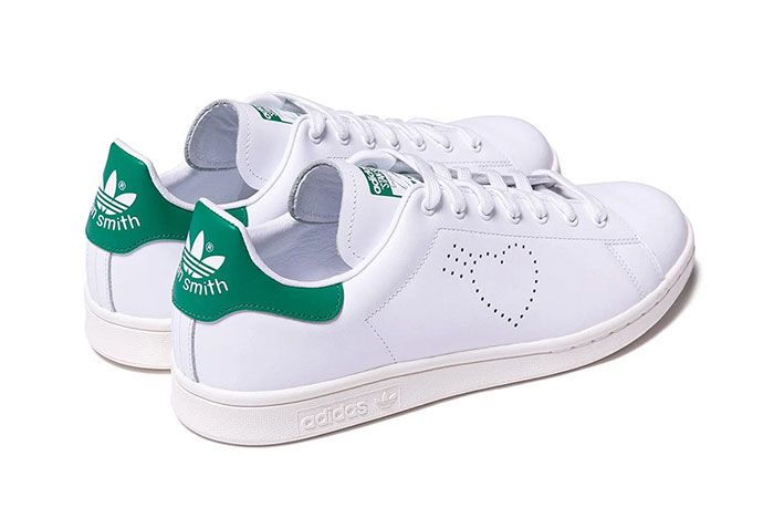 Human Made Adidas Stan Smith Rear Angle