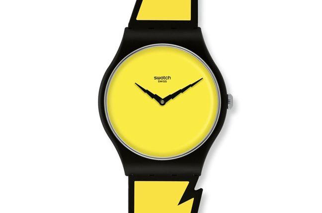 Swatch Jeremy Scott Lightning 3 1