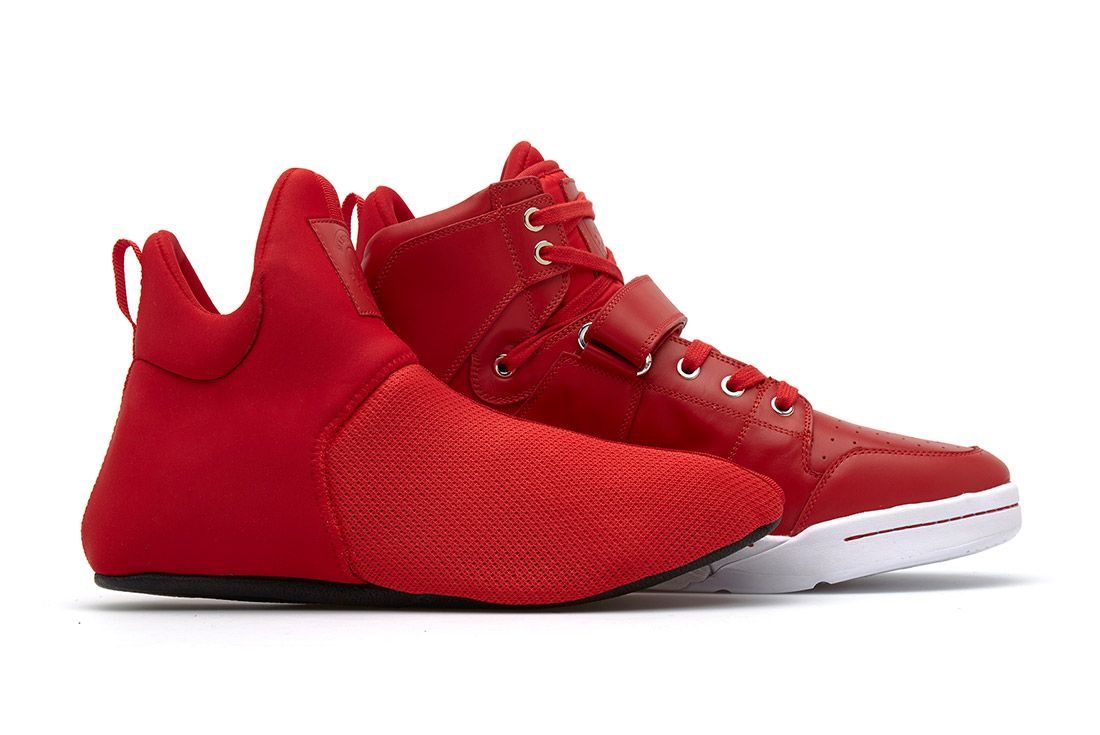 Search Ndesign X Mastermind Ghost Sox Sneaker Freaker Red 5