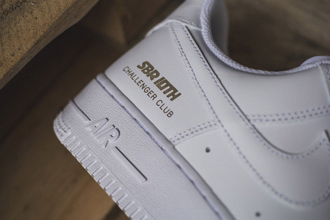 Sneakers Br X Nike Air Force 1 4