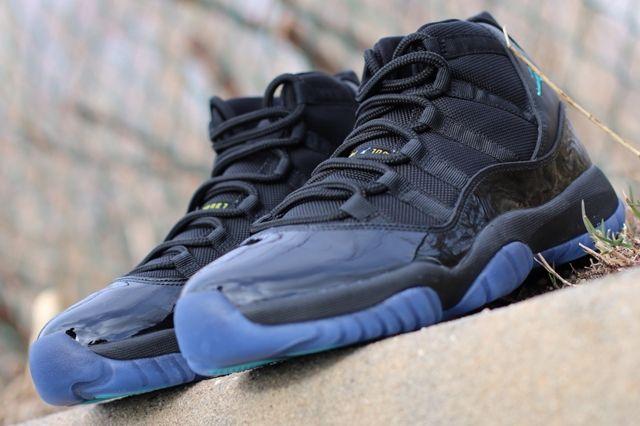 Air Jordan 11 Gamma Blue 3