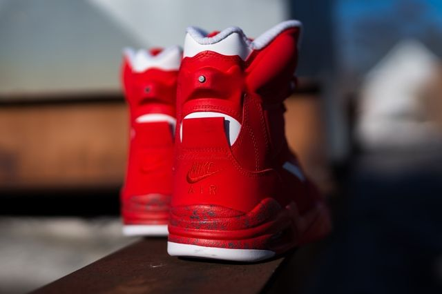 Nike Air Force Command University Red 1