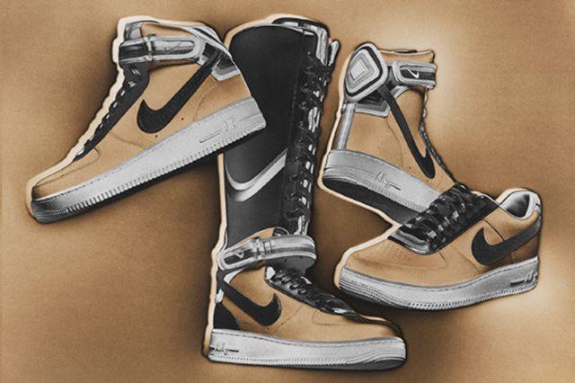 Nike Rt Air Force 1 Beige 1