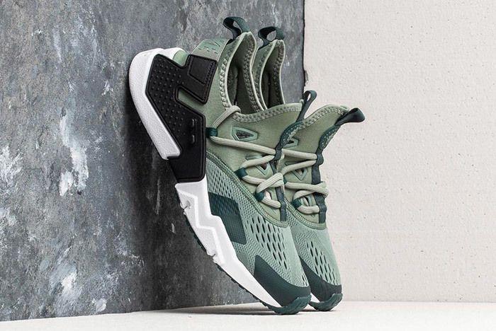 Nike Air Huarache Drift Breathe Green2