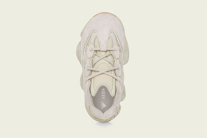 Adidas Yeezy 500 Stone Toddler Top