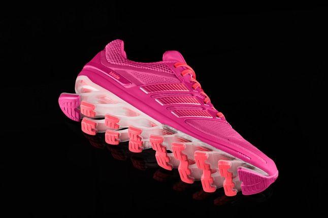 Adidas Springblade Pink Under Quarter 1