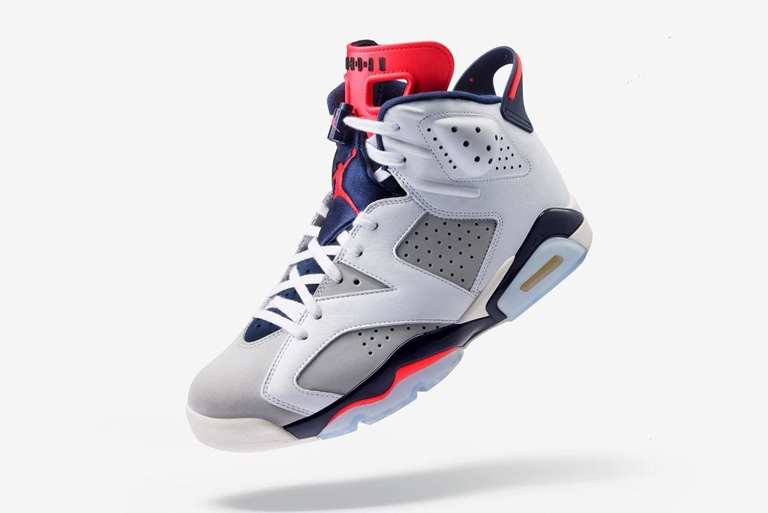 Air Jordan 6 Retro Tinker Infrared Release Date Header