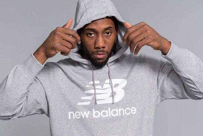 New Balance Nike Klaw Logo Kawhi Leonard