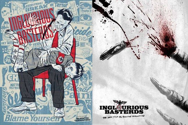 Upper Playground Quentin Tarantino Inglorious Basterds Prints 13 405X540 1