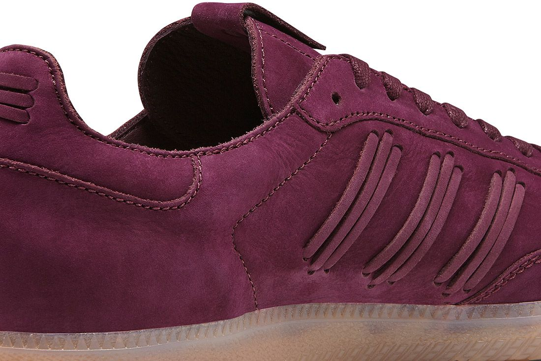 Adidas Consortium Womens Samba Deep Hue Pack Purple 5