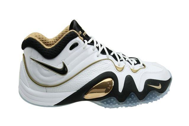 Nike Zoom Uptempo V Prm Gold Pack 1