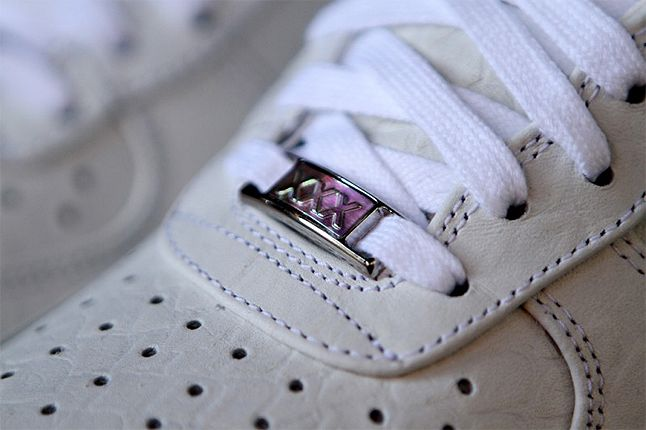 Nike Af1 White Dragon Kith Close Up 1