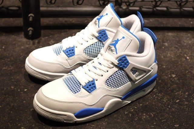 Jordan 4 Military Blue 2 3 640X426