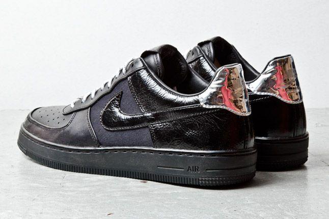 Nike Air Force 1 Downtown Black 3 1