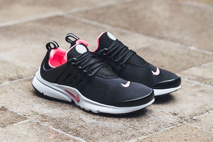 Nike Air Presto Gs Black Hyper Pink 4