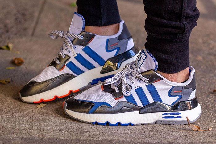 Adidas Star Wars Nmite Jogger R2 D2 On Foot4