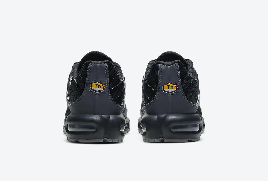 Nike Air Max Plus (Black/Grey)