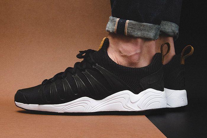 Nike Air Zoom Spirimic Black 1