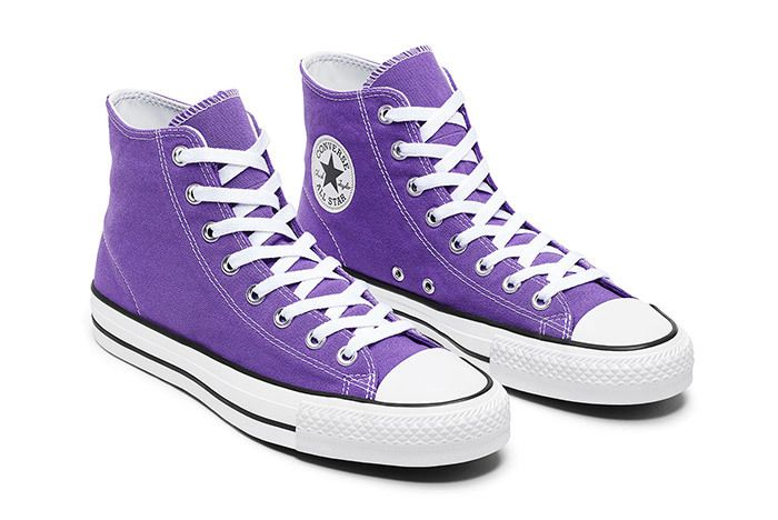 Converse Cons Purple Pack 9
