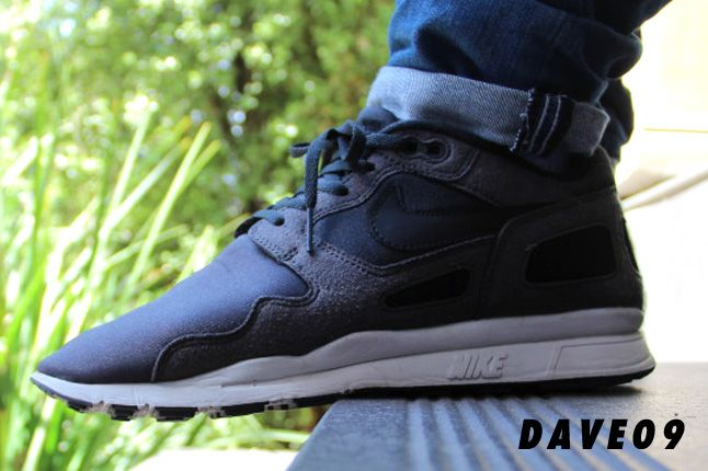 Dave09 Nike Air Flow Black 1