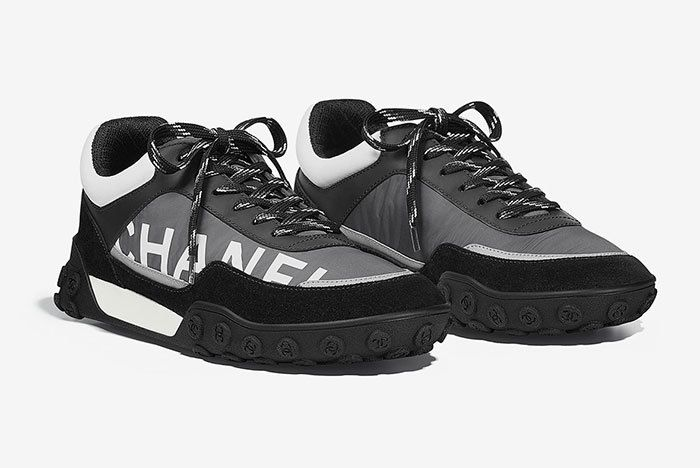 Chanel Nylon Calfskin Sneakers Release Date Price 04