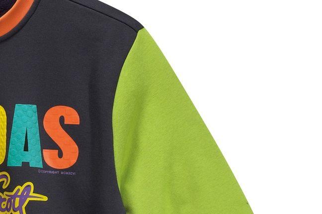 Adidas Jeremy Scott Crew Sweatshirt 3 1