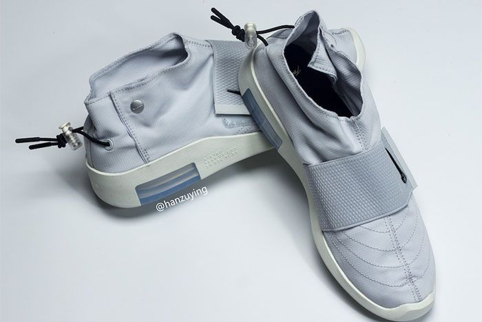 Air Fear Of God Moccasin Light Bone Release 6