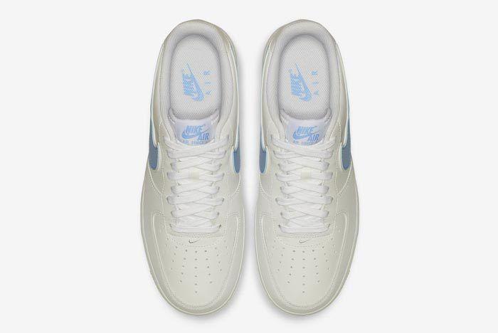 Nike Air Force 1 University Blue 4