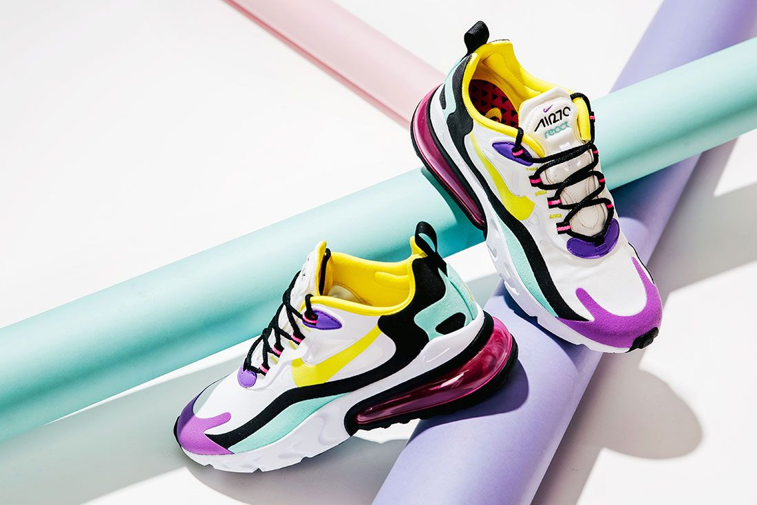 Nike Air Max 270 React Jd Sports Au Arranged 3